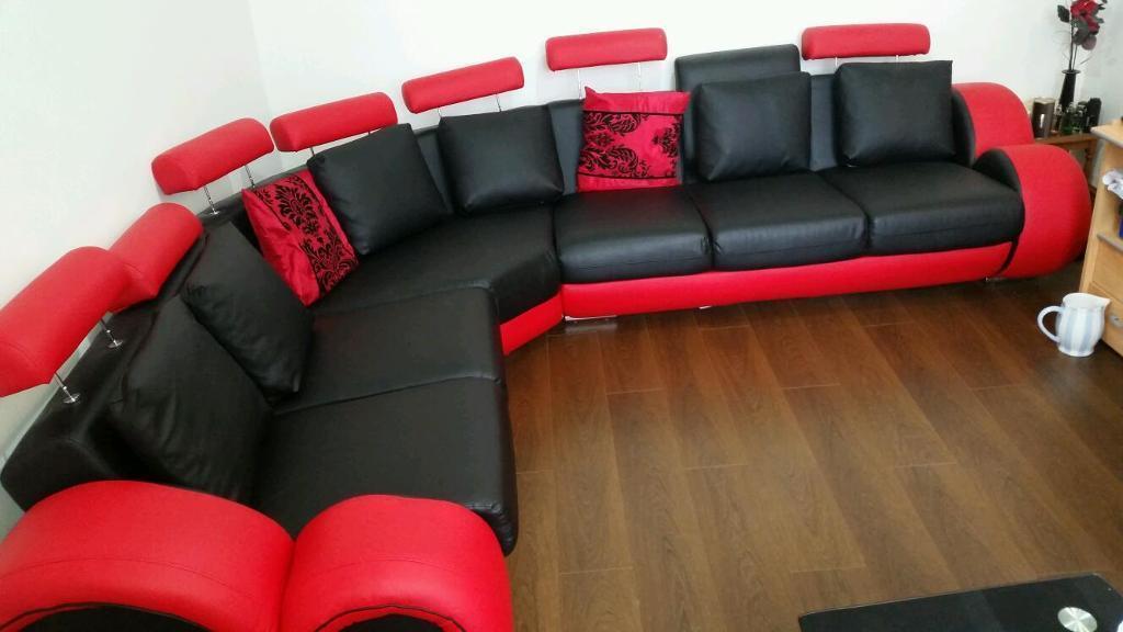 Nova Leather Corner Sofa Ideas