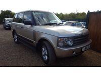 Landrover Range Rover Diesel Auto