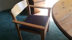Folding Dining Table & Chairs