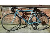 Vintage Classique Bluemets 12 speed British Racing Bike