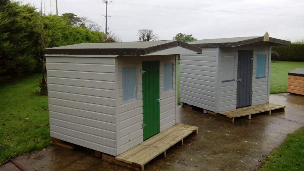 6x6 Playhouse T Amp G With Decking In Newtownards County