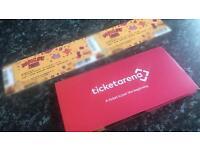 2x Parklife Weekend Tickets