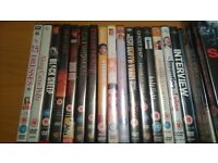 DVDs for sale - all good condition - can be bought as a group or seperately!!