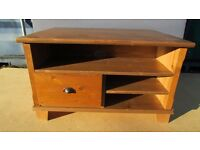 solid wood chest , tv stand FREE DELIVERY IN LIVERPOOL