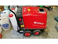 Hot cold pressure washer