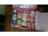 "Soap & Glory ""the whole Glam Lot"" gift tin set"