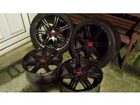 Honda civic type r ep3 wheels
