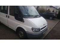 Left Hand Drive Ford Transit
