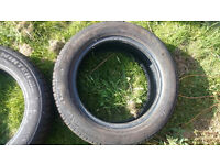 4 Winter Tyres 205/55/r16 for sale - Continental