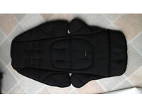 Mamas and Papas Zoom Seat Fabric replacement *** Spare parts