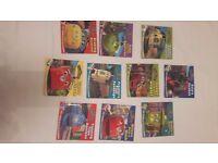 childrens book set. Chuggington