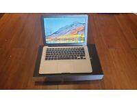 Macbook Air 13 inch laptop 256gb SSD Intel 2.13ghz Core 2 duo processor in original box