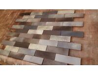 Grey Contemporary Brick Slips