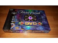 Trivial Pursuit DVD Board Game (Great Condition)