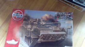 airfix build a tank