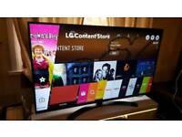"LG 55"" Ultra HD 4K Smart TV webOS Carbon Titan !! BOXED. DELIVERY!!!!!"