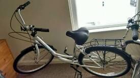 Ladies City comfort dutch style bike