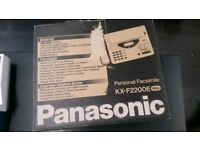 Excellent Condition Panasonic KX-F2200E Fax Machine