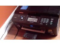Brother MFC-J5620DW A3 Colour Inkjet Multifunction Printer Brother