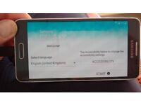 Samsung Galaxy Alpha 8 core fone - used condition £40