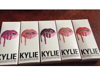 Kylie cosmetics lip kits brandnew matte liquid lipstick