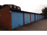 Garages available to rent: Hermitage Court Staines - ideal for storage