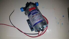 Shurflo Diaphragm Pump, 100 PSI, 12V, 8000 543 238