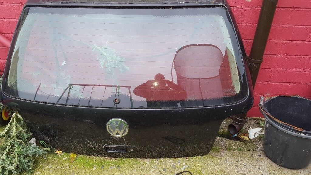Relisted due timewaisters vw mk4 golf boot lid