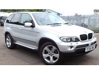 2006 56 BMW X5 3.0 D SPORT AUTO FACELIFT 97K MOT 07/17 DIESEL(CHEAPER PART EX WELCOME)