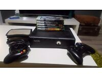 Great condition Xbox 360 and 32 games!