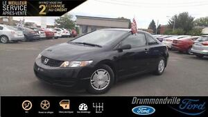 2009 Honda Civic Coupe DX-G