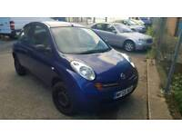 Nissan Micra 1.2 petrol 12 month MOT cheap car