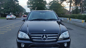 Mercedes ML 350 Auto full auto gear not semi AMG 7 seaters petrol