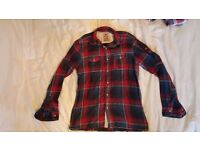 Men's branded shirts clothing bundle. Size: small