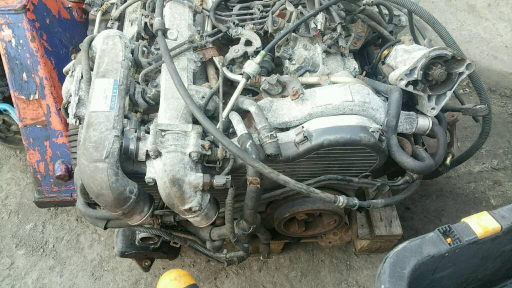 Toyota lucida 2.2td 3C TE AWD Engine Complete Auto Gearbox Available for sale