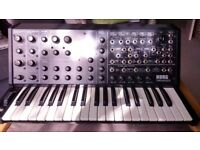 Korg Ms20 Rev 2 Original Analogue Synth