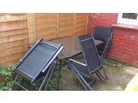 Garden furniture set free