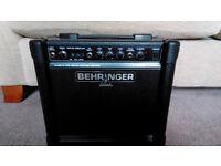 Behringer Modeling Amp