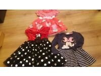 Girls bundle clothes age 2 -3