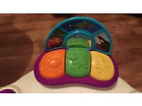 Baby einstein activity reef