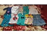 Baby girl clothes 6 - 9 months
