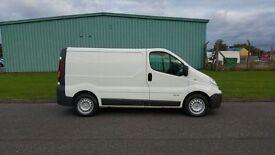 Nissan Primastar 2.0dCI ( 115PS ) ( Euro 5 ) SE L1H1 2900