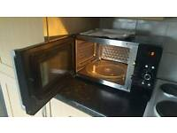Deadwoo combination oven grill microwave 900 watts