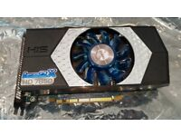 HIS Radeon HD 7850 IceQ Turbo Graphics Card