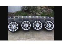 BMW 3-Series 5x120 mv2 alloys