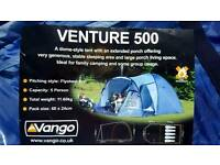 Vango Venture 500 Family Tent - Bargain!