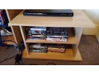 TV stand oak colour from IKEA
