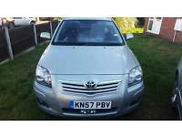 Toyota Avensis Estate 2007 repairs or parts
