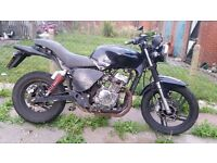 2009 AJS NAC 12 125cc *Spares and Repairs!*
