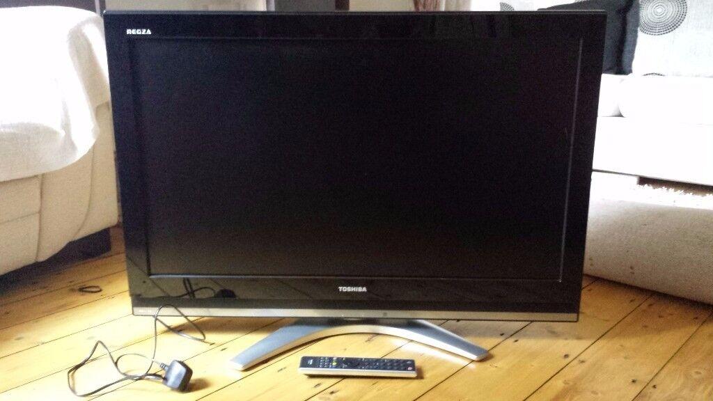 37 inch toshiba regza tv